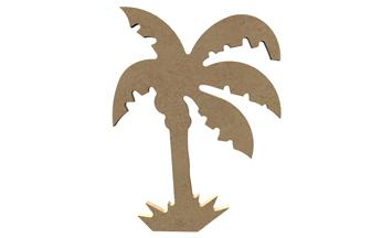 palmier petite taille en bois à customiser